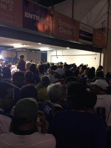Fonte Nova: Bahia 3x0 CRB