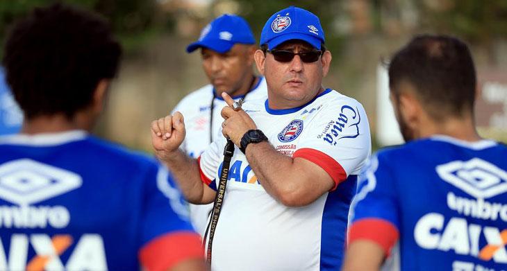 Guto Ferreira Treinador do Bahia