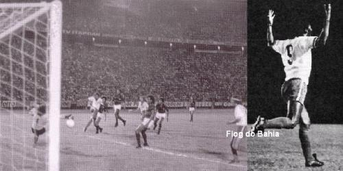 Gol de Piolho que deu o bicampeonato baiano ao Bahia