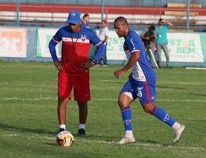 Lúcio Flávio é a grande aposta do Fortaleza no Nordestão