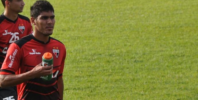 Rafael Gladiador foi um dos destaques da Copinha de 2011 (Foto: Guilherme Gonçalves/Globoesporte.com)