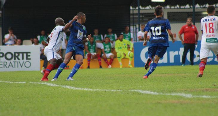 Em tarde de Alex Alves, Altos e Bahia empatam pela Copa do Nordeste