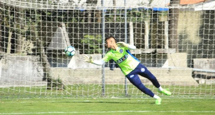 Jean é uma das principais apostas do Bahia para o futuro do clube (Foto: Vitor Tamar / Divulgação / EC Bahia)